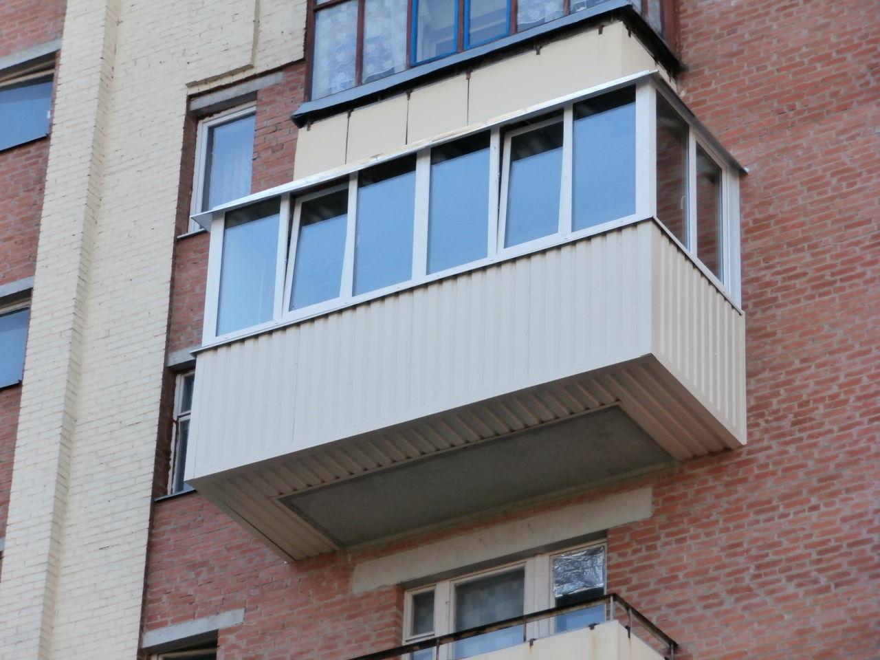 """Балконы """"под ключ"""" на пульсе цен, купить в краснодаре."""