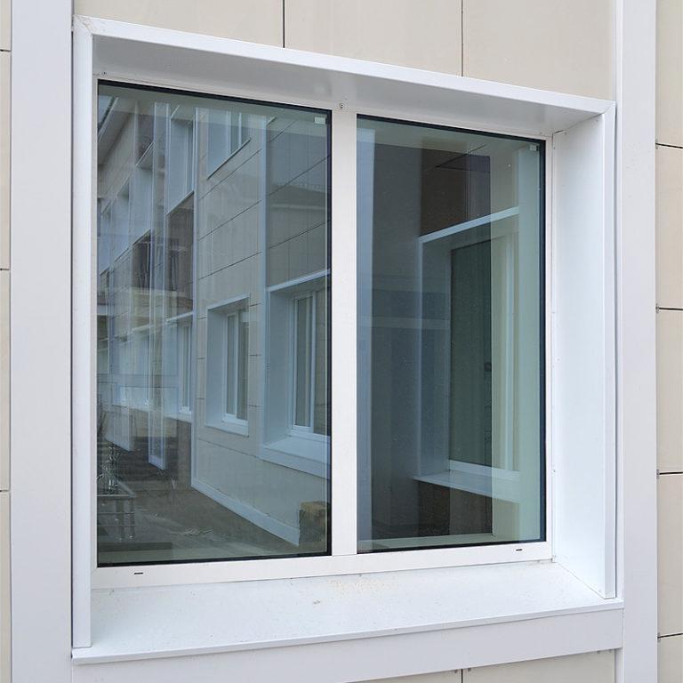 Противопожарные окна цена за м2