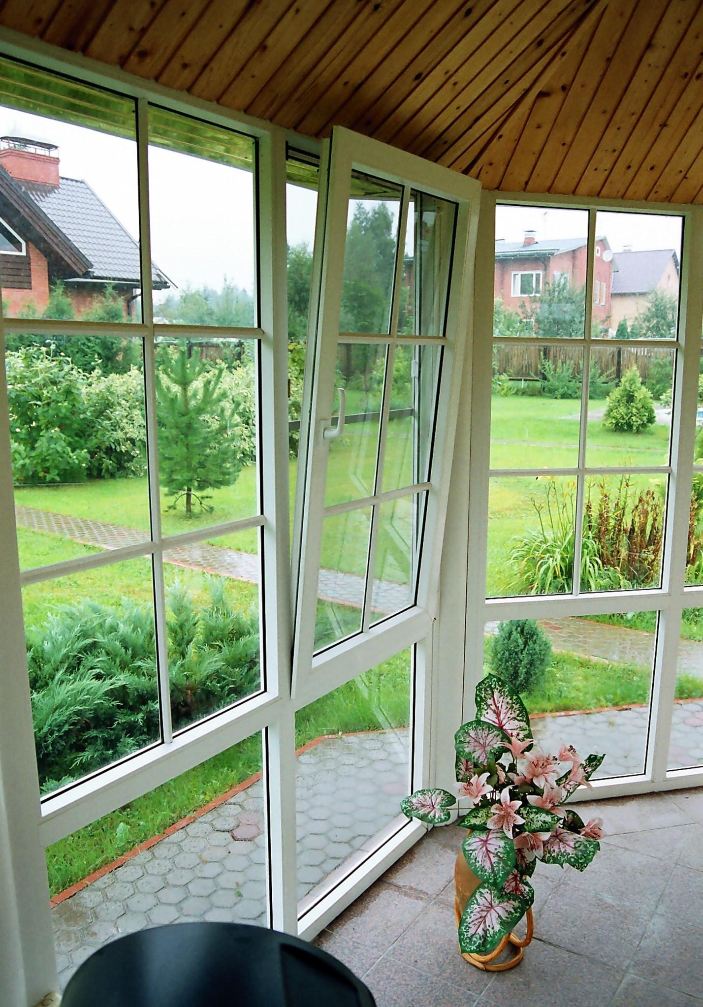 Поставка и монтаж пластиковых окон, дверей, балкон - 5000 ру.