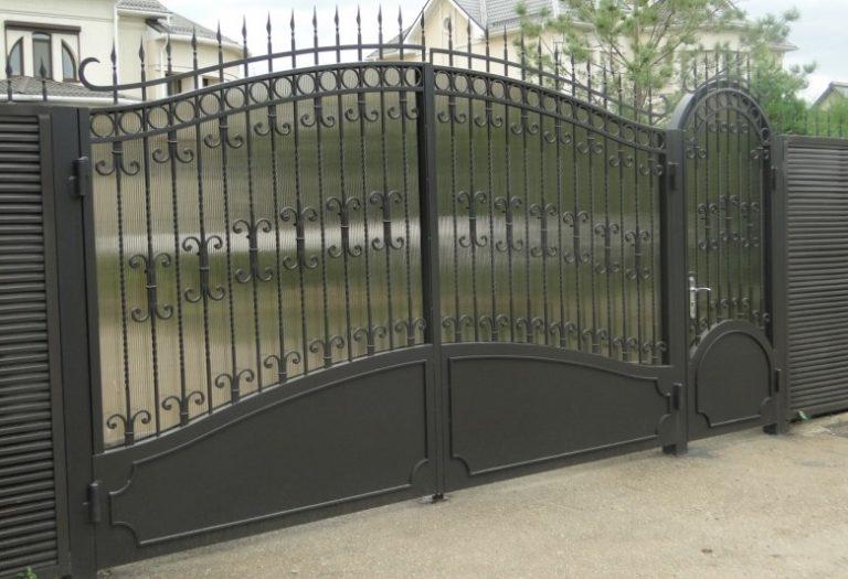 Доминанта ворота ворота i брами ивано франкивськ цiни и фото
